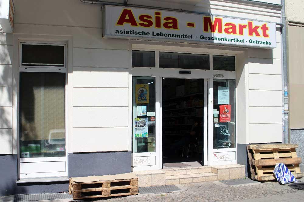 Asia-Markt – Prenzlauer Berg