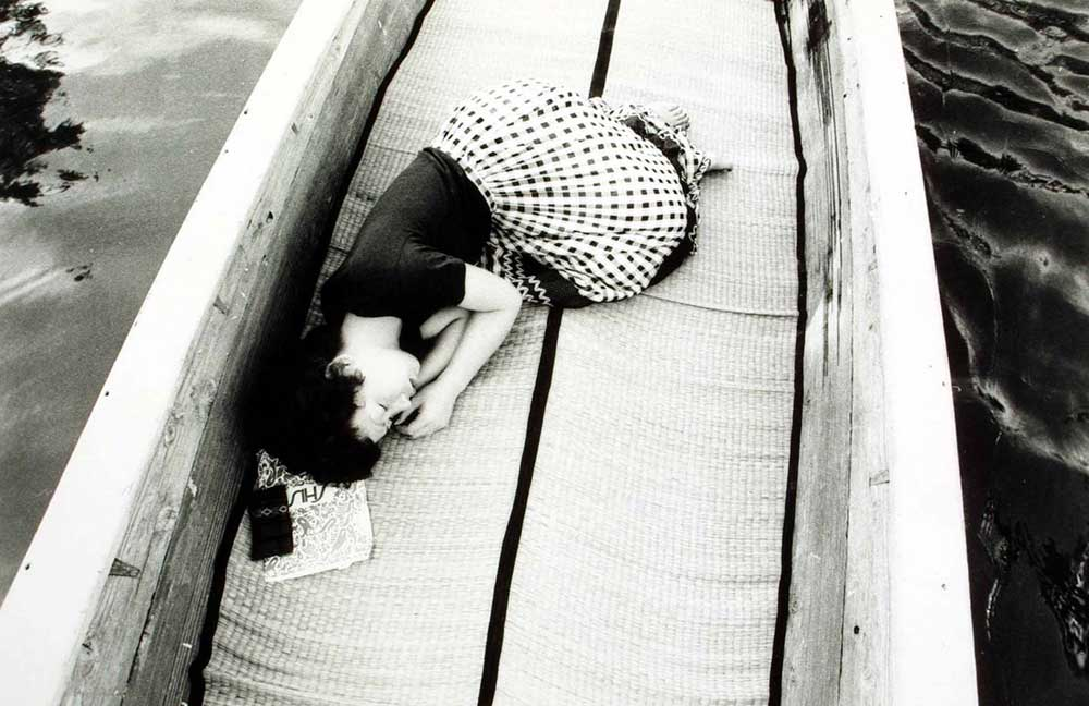 Austellung Nobuyoshi Araki Impossible Love – Vintage Photographs im c/o Berlin
