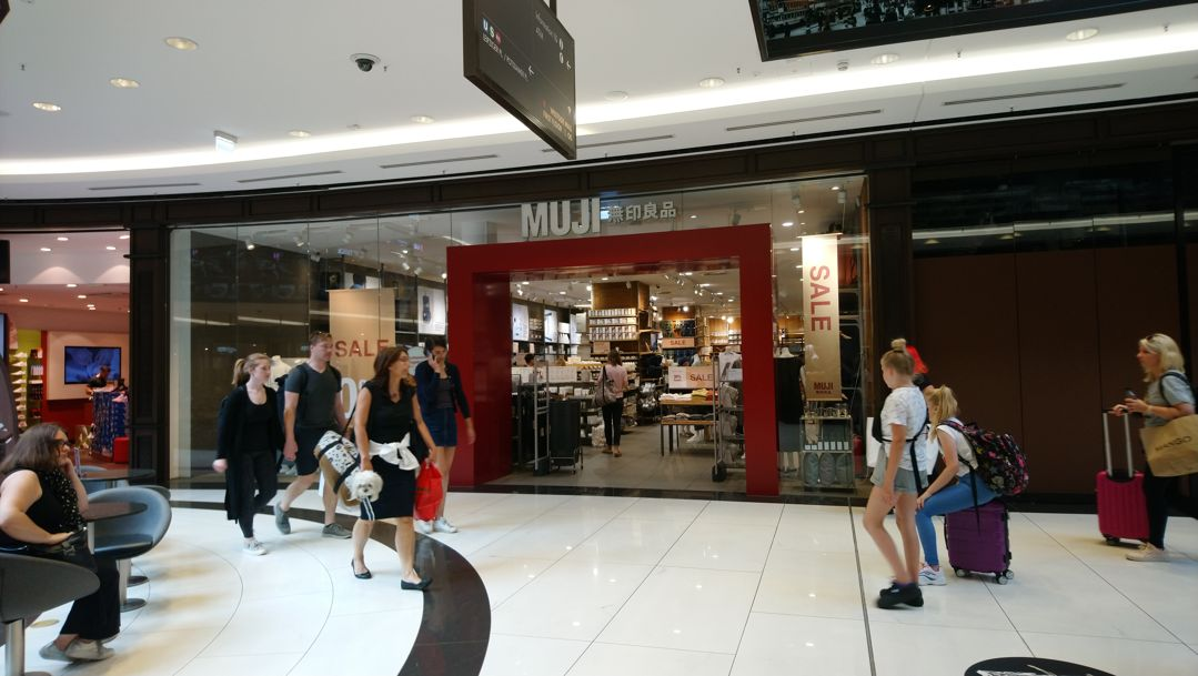 MUJI Berlin Mall Of Berlin – Mitte