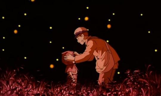 Le Tombeau des Lucioles, Ghibli, Isao Takahata, Tsutomu Tatsumi, Ayano Shiraishi, Yoshiko Shinohara, Japanime, Hotaru No Haka