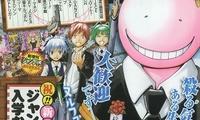 Weekly Shonen Jump, Classement, Manga, Actu Manga,