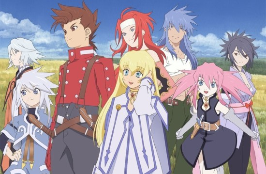 Tales of Symphonia, Hideo Baba, Namco Bandai, Actu Jeux Video, Jeux Vidéo, Tales of Team, Gamecube,
