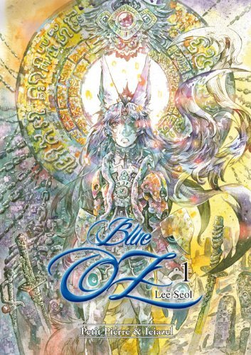 Blue Oz, Clair de Lune, Manhwa, Manga, Actu Manga, Lee Seol
