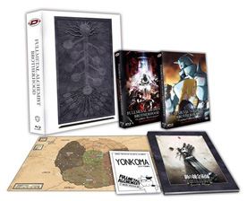 FullMetal Alchemist Brotherhood, Coffret Blu-ray, Actu Japanime, Japanime, Japan Expo 2013, Dybex,
