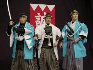 Histoire du Japon, Japon, Shinsengumi,