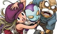 Actu Manga, Akira Toriyama, Ginga Patrol Jako, Manga, One Shot, Shueisha, Weekly Shonen Jump,