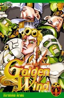 Actu Manga, Golden Wind, Hirohiko Araki, Jojo's Bizarre Adventure, Jojolion, Manga, Phantom Blood, Stardust Crusaders, Tonkam,