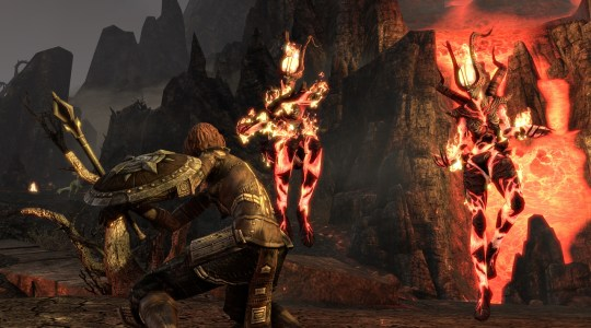 The Elder Scrolls Online, Bethesda, Actu Jeux Video, Jeux Vidéo, PC, Xbox One, Playstation 4, Gamescom 2013,