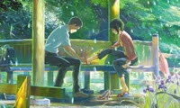 The Garden of Words, Makoto Shinkai, Motohiro Hata, Actu Japanime, Japanime, Actu Ciné, Cinéma,