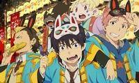 Blue Exorcist the Movie, Kazé Anime, Japanime, Actu Japanime,