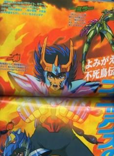 Saint Seiya Omega, Toei Animation, Actu Japanime, Japanime,