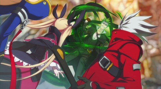BlazBlue Alter Memory, Hoods Entertainment, Actu Japanime, Japanime, Wakanim, Simulcast, Episode 3,