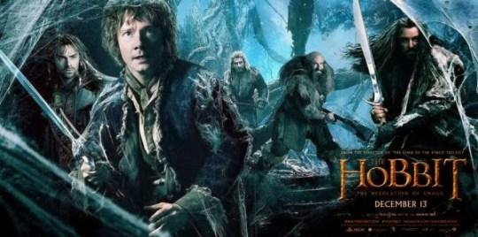 The Hobbit : The Desolation of Smaug, Warner Bros, Peter Jackson, Actu Ciné, Cinéma, Tolkien,