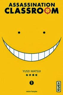 Assassination Classroom, Critique Manga, Kana, Manga, Yusei Matsui,