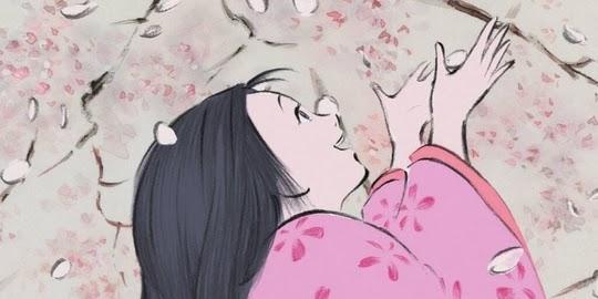 Le Conte de la Princesse Kaguya, Kaguya-hime no monogatari, Actu Ciné, Cinéma, Ghibli, Disney France,
