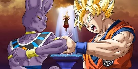 Dragon Ball Z : Battle of Gods, Actu Ciné, Cinéma, Toei Animation, Fuji TV,