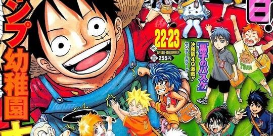 One Piece, Weekly Shonen Jump, Shueisha, Actu Manga, Manga, Classement,