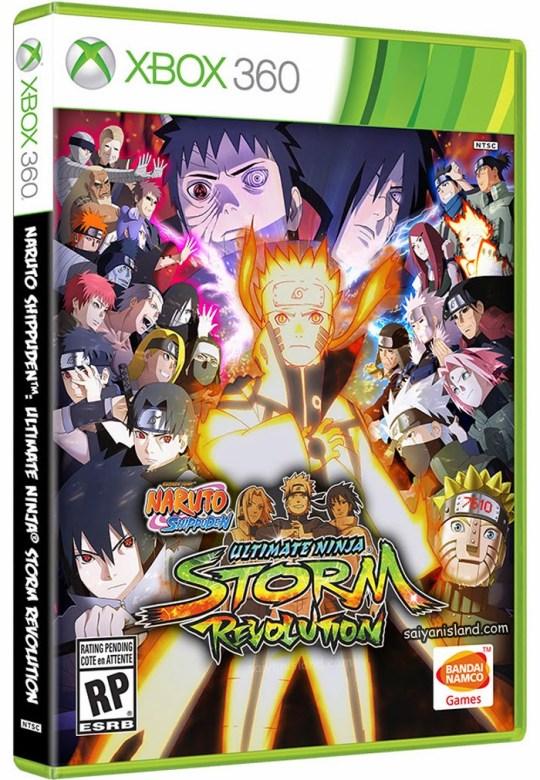 Naruto Shippuden : Ultimate Ninja Storm Revolution, CyberConnect2, Bandai Namco, Actu Jeux Video, Jeux Video,