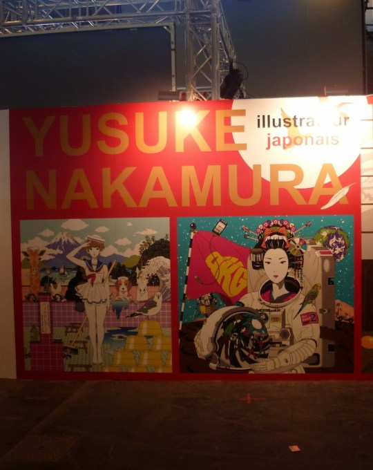 Actu Manga, Animation, Culture Japonaise, Japan Expo, Japan Expo 2014, Jeux Video,