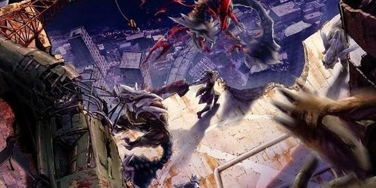Ufotable, God Eater, Actu Japanime, Japanime, Bandai Namco, Tokyo Game Show 2014,