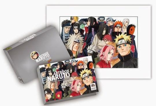 Actu Goodies, Goodies, Naruto, Kana,