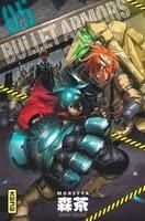Actu Manga, Critique Manga, Kana, Manga, Shonen, Bullet Armors, Moritya,