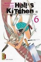 Actu Manga, Critique Manga, Dark Kana, Hell's Kitchen, Kana, Manga,