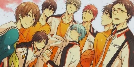 Kuroko no Basket Saison 3, Actu Japanime, Japanime,