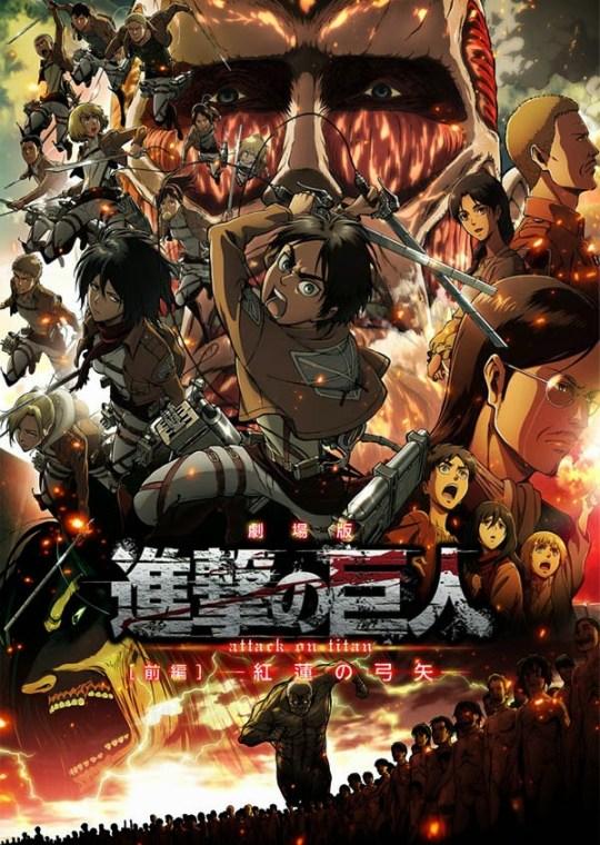 Shingeki no Kyojin Saison 2, Actu Japanime, Japanime, Wit Studio, Isayama Hajime,