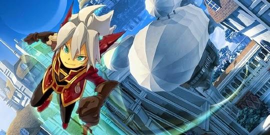 Rodea The Sky Soldier, Actu Jeux Vidéo, Jeux Vidéo, Nintendo Wii U, Nintendo 3DS,