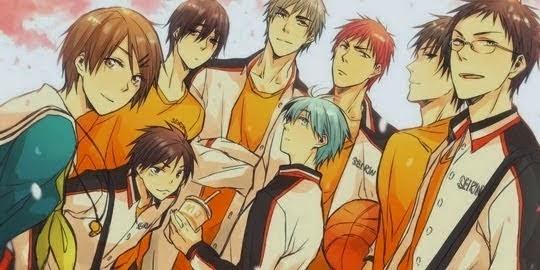 Kuroko's Basketball : Extra Game, Manga, Actu Manga, Tadatoshi Fujimaki,