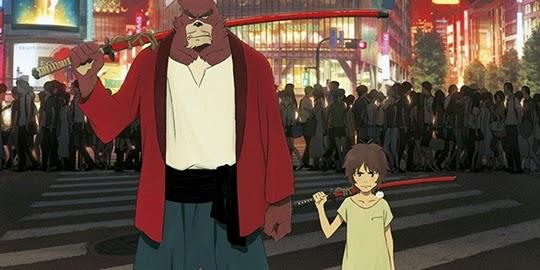 Mamoru Hosada, Bakemono no Ko, Actu Ciné, Cinéma,