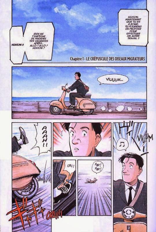 Actu Manga, Big Kana, Critique Manga, Edition Deluxe, Kana, Manga, Master Keaton, Naoki Urasawa, Urasawa Naoki,