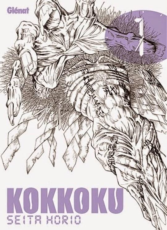 Actu Manga, Glénat, Kokkoku, Manga, News, Seinen, Seita Horio,