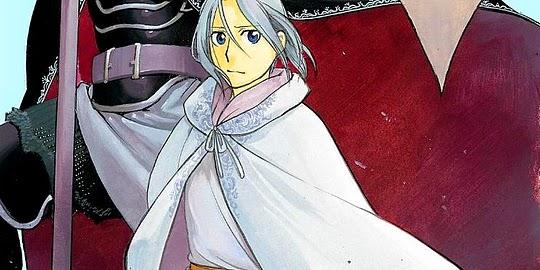 The Heroic Legend of Arslan, Hiromu Arakawa, Kurokawa, Manga, Actu Manga,