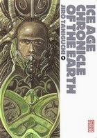 Actu Manga, collection Made In, Critique Manga, Ice Age Chronicle of the Earth, Jiro Taniguchi, Kana, Manga,