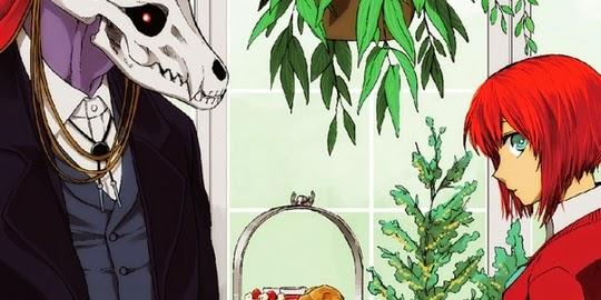 The Ancient Magus Bride, Komikku Editions, Manga, Actu Manga, Kore Yamazaki,