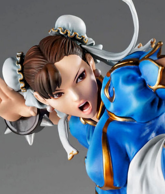 Arcade, Figurine, Super Street Fighter IV : Arcade Edition, Tsume Art, Goodies,