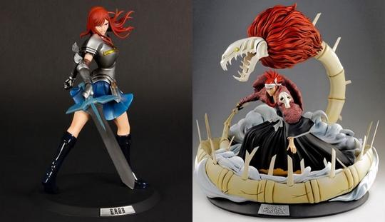 Actu Jeux Video, Actu Jeux Vidéo, Actu Manga, Bandai Namco Games, Figurine, Tsume Art,