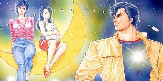 Angel Heart, Actu Drama, Drama, Tsukasa Hôjô,