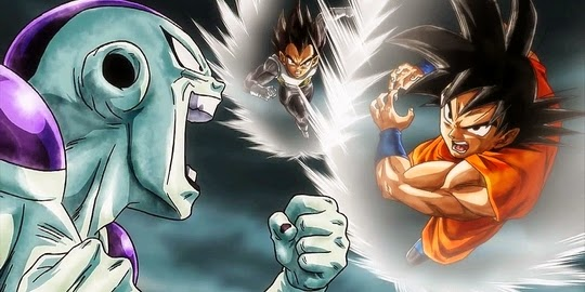 Dragon Ball Z : La Résurrection de Freezer, Toei Animation, Akira Toriyama, Actu Ciné, Cinéma, Kazé,