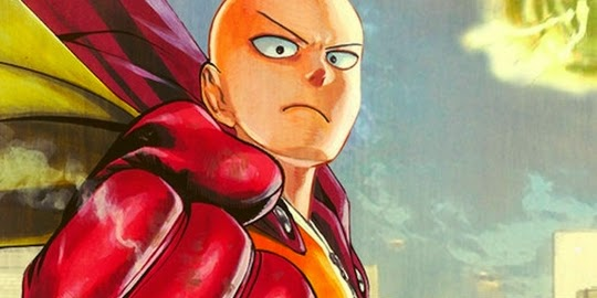 One Punch Man, Actu Japanime, Japanime, Madhouse, Yusuke Murata, One,