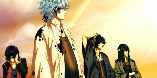 Gintama, Jump Festa 2015, Actu Japanime, Japanime, Crunchyroll,