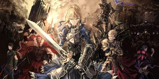 Actu Manga, Critique Manga, Fate Zero, Manga, Ototo, Seinen,