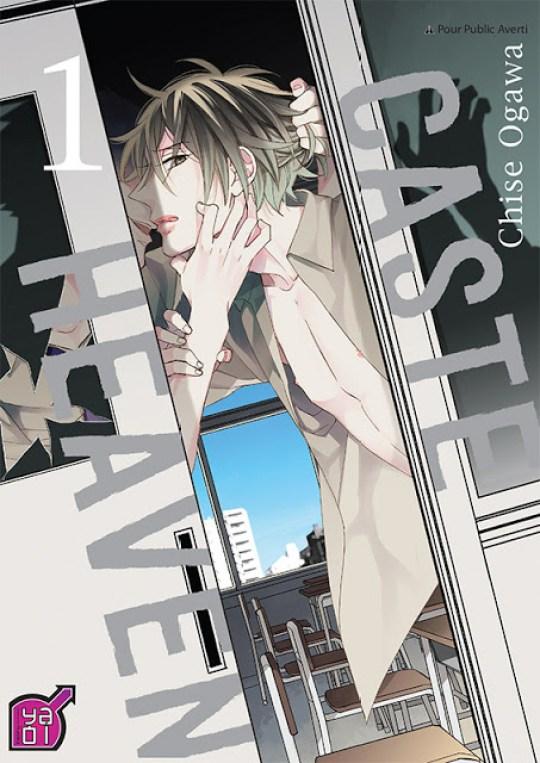 Actu Manga, Manga, Taifu Comics, Yaoi, Caste Heaven,