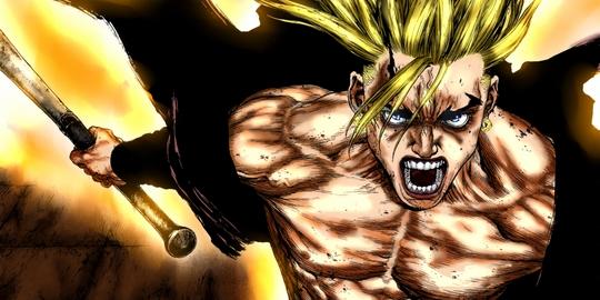 Sun-Ken Rock, Boichi, Young King, Manga, Actu Manga,