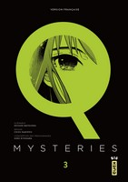 Actu Manga, Big shonen, Critique Manga, Kana, Manga, Q Mysteries, Seinen,
