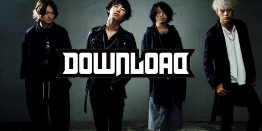 One Ok Rock, Download Festival, Actu J-Music, J-Music,