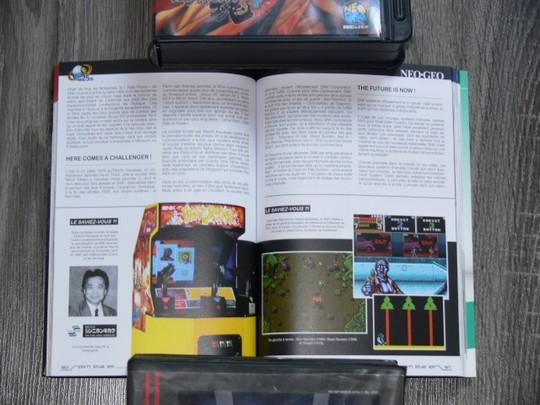 Arcade, Club Nintendo, SNK Playmore, Pix'n Love,