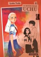 Actu Manga, Casterman, Critique Manga, Le Monde selon Uchu, Manga, Sakka,